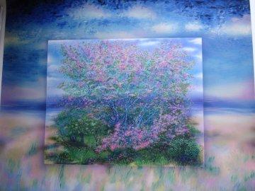 Tree of Life 1988 Huge Limited Edition Print - Brett Livingstone Strong