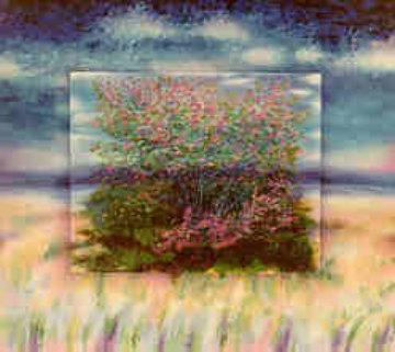 Tree of Life 1990 48x36  Huge  Limited Edition Print - Brett Livingstone Strong