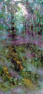 Emerald Rainforest - HC 1990 Limited Edition Print by Brett Livingstone Strong
