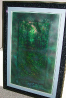 Emerald Rain Forest PP 1990 Limited Edition Print by Brett Livingstone Strong - 1