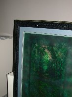 Emerald Rain Forest PP 1990 Limited Edition Print by Brett Livingstone Strong - 2