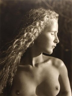 Danielle 1988 Limited Edition Print by Jock Sturges