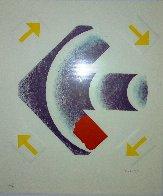 Sagittaire 1990 Limited Edition Print by Kumi Sugai - 1