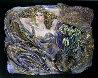 Burst of Beauty 48x60 Original Painting by Vadik Suljakov - 0