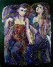 Interlude 60x48 Original Painting by Vadik Suljakov - 0