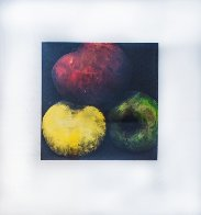 Apples 1989 Limited Edition Print by Donald Sultan - 1