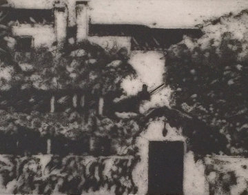 La Guerida (A) 1994 Limited Edition Print by Donald Sultan