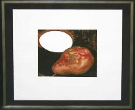 2 Pears, a Lemon, and a Egg 1994 Limited Edition Print by Donald Sultan - 1