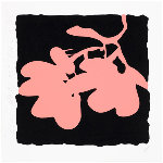 Eight Lantern Flowers, Suite of 8 Silkscreen Prints 2012 Limited Edition Print - Donald Sultan