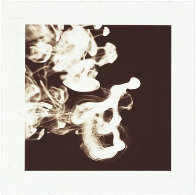 Smoke Rings Suite of 3 2001 Suite of 3 Limited Edition Print by Donald Sultan - 1