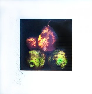 Pears Set of 4 Prints 1989 Limited Edition Print - Donald Sultan