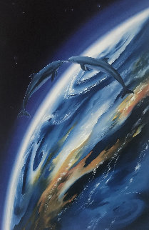 Peacemakers 1990  Limited Edition Print by George Sumner