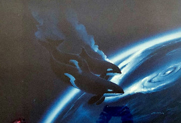No Boundaries 1991 Limited Edition Print by George Sumner