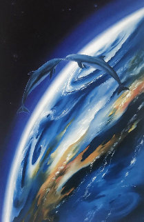 Peacemakers 1990 Limited Edition Print - George Sumner