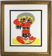 Balancing Form 1972 Limited Edition Print by Graham Sutherland - 1