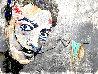 Dali Melting Clock 2020 47x59 Original Painting by Janet Swahn - 0