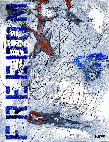 Freedom 2020 20x16 Original Painting by Janet Swahn