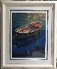 Harbor Rainbow 1999 Limited Edition Print by Tom Swimm - 1