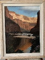 Grand Canyon 1980 23x29 Original Painting by Tom Swimm - 2