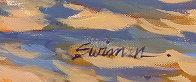 Santa Barbara Point 2018 24x48 Original Painting by Tom Swimm - 1