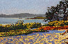 Carmel Memories 2020 33x45 Original Painting by Tom Swimm - 2