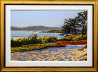 Carmel Memories 2020 33x45 Huge Original Painting by Tom Swimm - 1