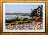 Carmel Memories 2020 33x45 Original Painting by Tom Swimm - 1