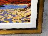 Carmel Memories 2020 33x45 Original Painting by Tom Swimm - 4