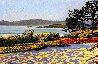 Carmel Memories 2020 33x45 Original Painting by Tom Swimm - 0
