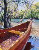 On the Bayou 2019 30x24 Original Painting by Tom Swimm - 1
