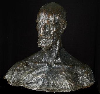 Judas Bronze Sculpture 1912 30 in Sculpture - Stanislav Szukalski