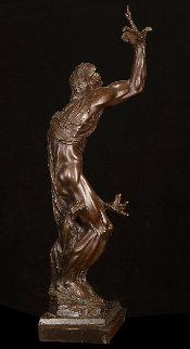 Implorations Bronze Sculpture  38 in Sculpture - Stanislav Szukalski