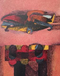 Abstract 1976  Limited Edition Print - Fernando de Szyszlo