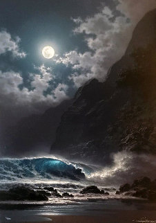 In the Solace of the Night Limited Edition Print - Roy Tabora