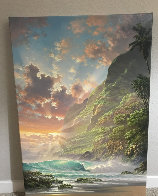 New Beginnings 2014 Remarque Limited Edition Print by Roy Tabora - 2