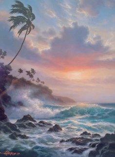 Tropical Splendor 1993 Limited Edition Print by Roy Tabora