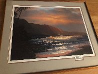 A Summer Days Glow AP 1986 Limited Edition Print by Roy Tabora - 1