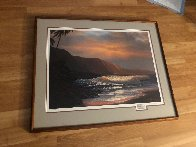 A Summer Days Glow AP 1986 Limited Edition Print by Roy Tabora - 2