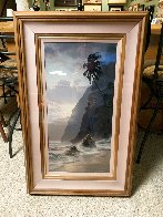 Serenity 1994 Limited Edition Print by Roy Tabora - 1