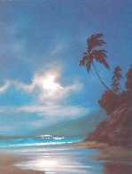 Gentle Surge 1993 Limited Edition Print by Roy Tabora - 0
