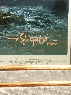 Forever Paradise Diptych 36x52 Huge  Limited Edition Print by Roy Tabora - 3