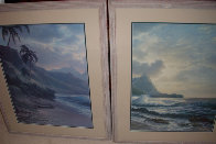 Forever Paradise Diptych, Hawaii Limited Edition Print by Roy Tabora - 2