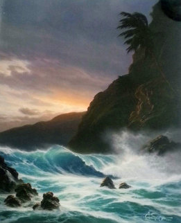 Evening Winds 1995 Limited Edition Print by Roy Tabora