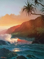 Last Rays of Summer 1986  Limited Edition Print by Roy Tabora - 0