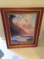 Behold the Summer Sun 2002 Limited Edition Print by Roy Tabora - 1