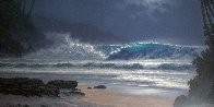 Hawaii 1995 Limited Edition Print by Roy Tabora - 2