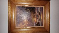 Evening Ablaze 2005 Limited Edition Print by Roy Tabora - 1