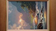 Evening Ablaze 2005 Limited Edition Print by Roy Tabora - 3