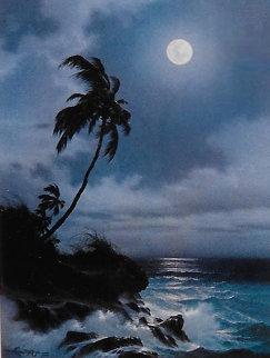 Silver Trail 1990 Limited Edition Print - Roy Tabora