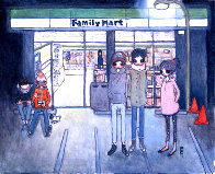 Convenience Store 2006 Limited Edition Print by Aya Takano - 0